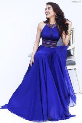 Vestidos De Xv Años Azul Rey En 2019 Vestidos De 15 Azules