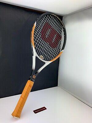Wilson Us Open Graphite Hybrid Tennis Racquet Grip Size In 2020 Tennis Racquet Racquets Tennis Racket