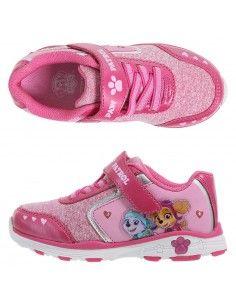Zapatos Para Correr Con Luces De Paw Patrol Para Niña Zapatos Para Correr Zapatos Para Niñas Botas De Niña