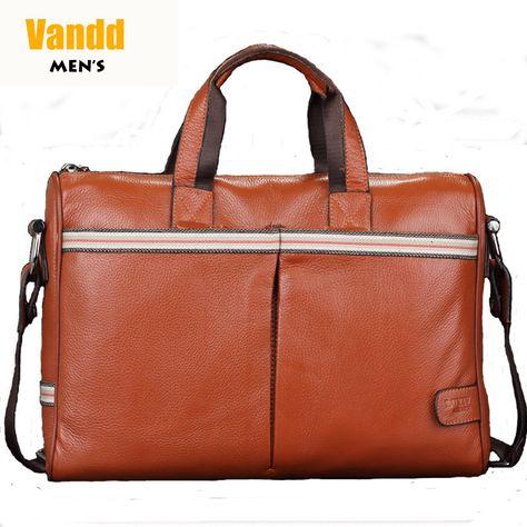Aliexpress.com : Buy Vandd Men's Yellow Genuine Leather Zip Tote Handbag Shoulder Messenger Bag Designer New from Reliable eyebrow piercing shop suppliers on Vandd Men. $82.00