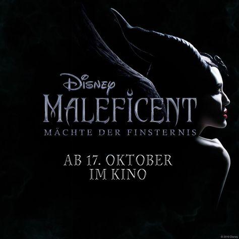 Maleficent: Mächte der Finsternis #filmposters Erlebe die Geschichte hinter dem Märchen!