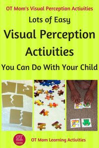 Visual Perception Activities