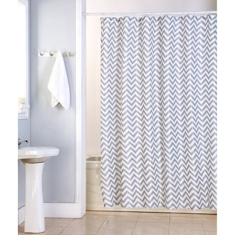 Kashi Home Nikki Canvas Fabric Shower Curtain Sc041899 Fabric