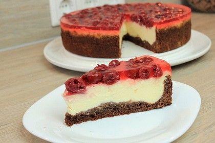 Kirsch Schmandkuchen Schmandkuchen Schmandkuchen Rezept Kuchen Und Torten