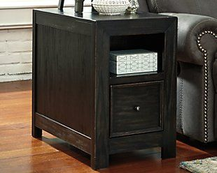 Ashley Furniture Signature Design Gavelston End Table Square