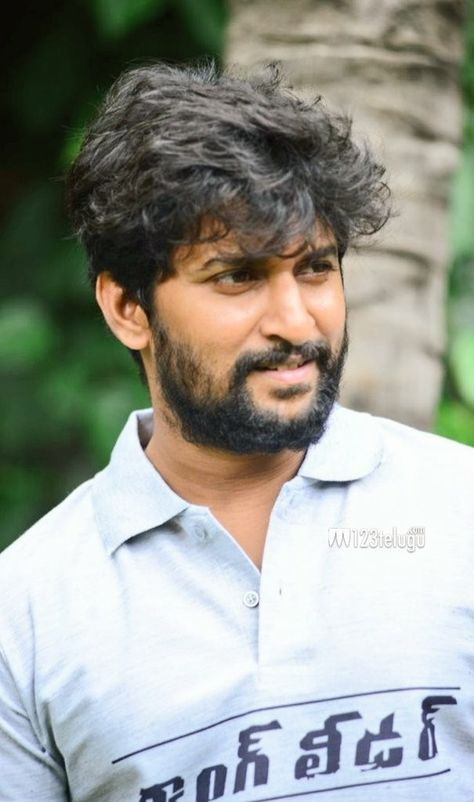 Nani At Gangleader Promotions Mirrored Sunglasses Men Hair And Beard Styles Best Actor
