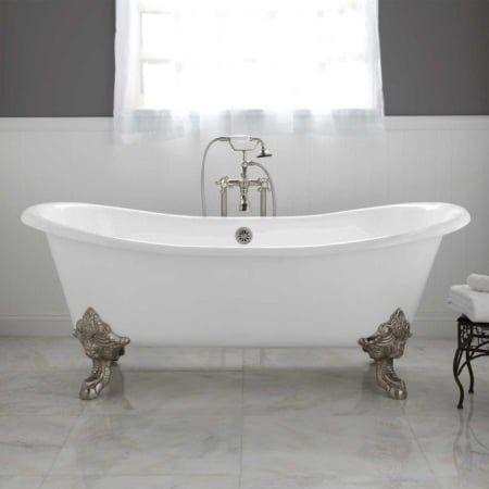 Signature Hardware 917203 72 Rr In 2020 Old Bathtub Tub Shower Tub
