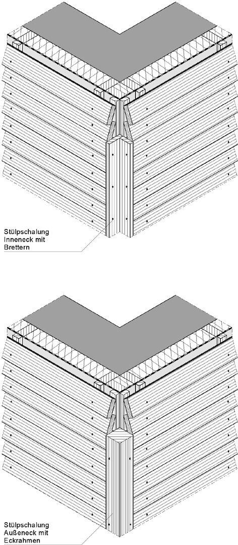 Holzlamellenfassade Konstruktion 17 besten holzfassaden bilder auf holzfassade fassaden