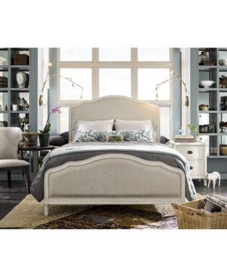 Carter Upholstered Bedroom Furniture Collection 3 Pc Set