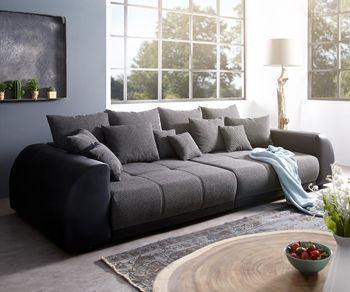 In Ein Wohnzimmer Gehort Meistens Nur Ein Sofa Wie Schade Dabei Ist Die Auswahl Sehr Gross Es Gibt Wohnlandscha In 2020 Corner Sofa Sofa Luxury Furniture Living Room