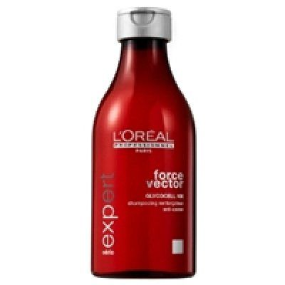Loreal Professionnel Serie Expert Force Vector Glycocell Reinforcing Antibreakage Shampoo For Fragile Brittle Hair 250ml84 Loreal Shampoo L Oreal Professionnel