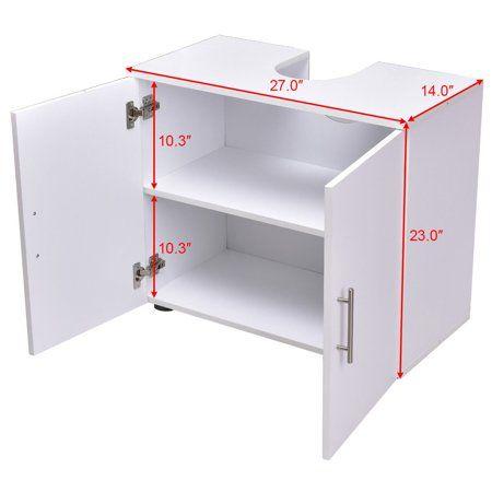 Home Bathroom Sink Storage Pedestal Sink Storage Small Bathroom Storage