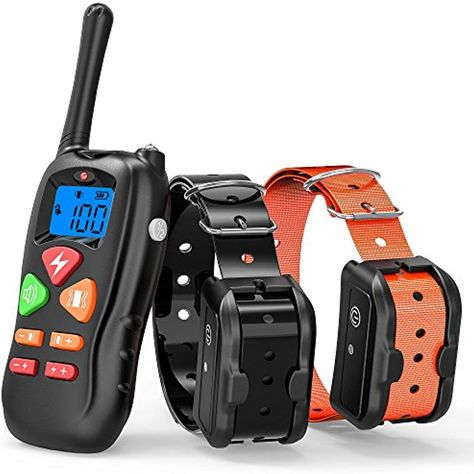 Cambond Dog Training Collar 2 Dog Shock Collar With Remote