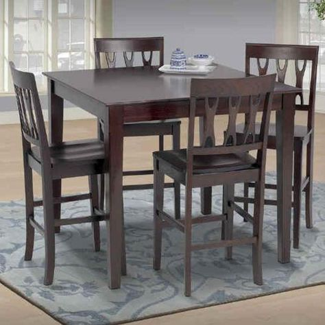 Bardstown 6 Piece Counter Set Living Spaces