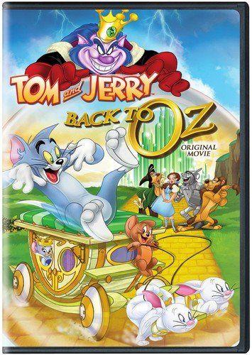 Pin De A En Animación And Tv Tom Y Jerry Bruja Mala Del Oeste Dibujos Animados