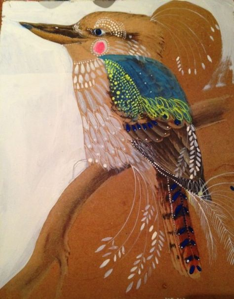 Birds, Owls, Flamingoes and other feathered friends by Jessie Breakwell
