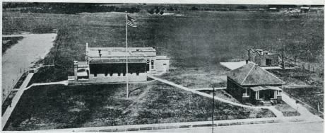 First Commercial Structure Ca Wednesday November 15 1911 The
