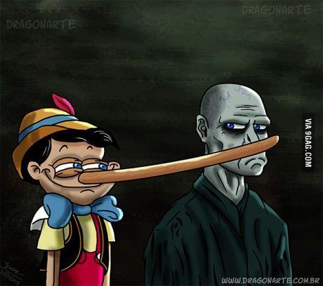 Poor Voldemort