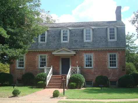 Francis Land House Wikipedia Pretty House Colonial House Virginia Homes