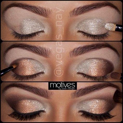 Pretty wedding makeup ♥ - Wedding-Day-Bliss