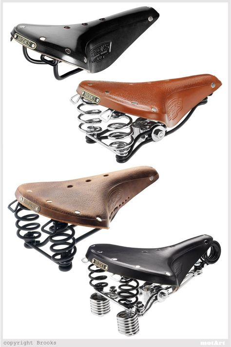 Brooks Saddle - They say they are the best.  Will have to try one !