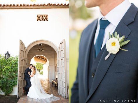 La Quinta Resort Wedding - Katrina Jayne Photography