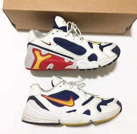 reputable site 2df8d ac2ef 97 NIKE AIR EQUILIBRIUM ZOOM AIR chunkyshoes