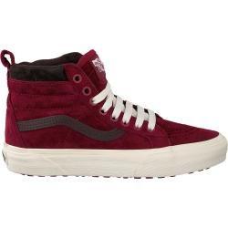 Vans Sneaker Ua Sk8 Hi Mte Women Rot Damen Vans in 2020