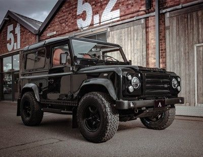 Defender 90 And 110 For Sale Customized Land Rover Defenders Hand