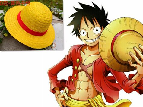 Hot Anime Op One Piece Monkey D Luffy Straw Hat Doll