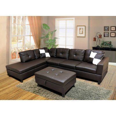 Tremendous Maumee Sectional With Ottoman Pdpeps Interior Chair Design Pdpepsorg