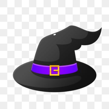 Halloween Witch Hat Witch Hat Clipart Halloween Icons Hat Icons Png Transparent Clipart Image And Psd File For Free Download Purple Halloween Halloween Flying Witch Halloween Scene