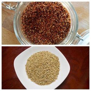 A la découverte des graines de lin