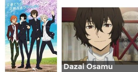 Who's your Bungou Stray Dogs boyfriend? | Bungou Stray Dogs