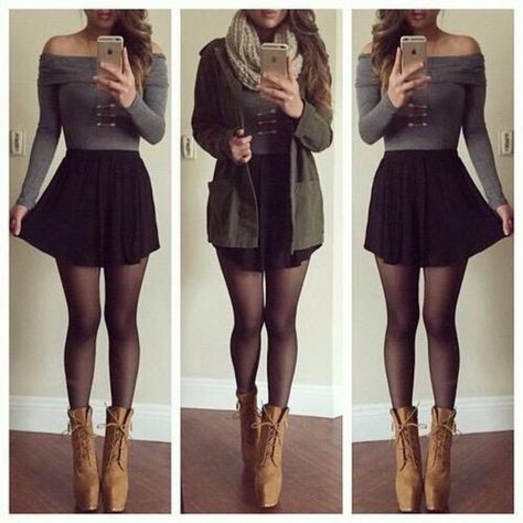 Uploaded by Find images and videos about fashion, black and outfit on We Heart It - the app to get lost in what you love.