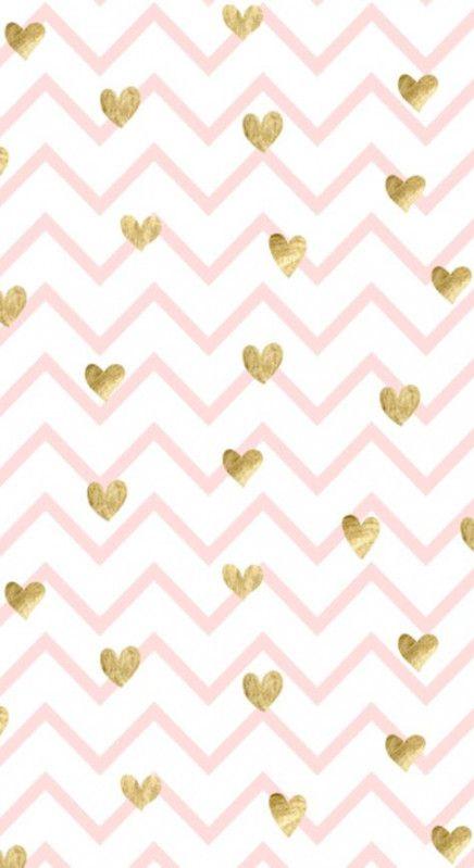 57 Ideas Wall Paper Pink Glitter Gold Iphone Wallpaper Pattern Pink Chevron Wallpaper Love Pink Wallpaper