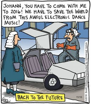 Today on The Argyle Sweater - Comics by Scott Hilburn
