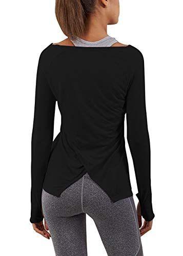 Listeded Yoga Shirts Women Autumn Long Sleeve Sports T Shirt Fitness Gym Running Shirt Quick Dry Yoga Shirts