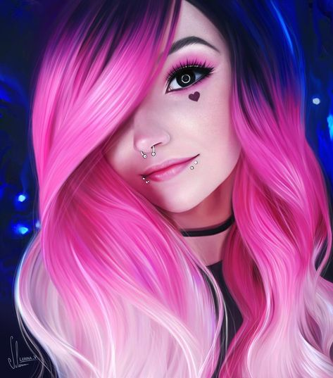 pink ombre hair Free shipping synthetic lace front wig -- FashionLoveHunter.com #fashionlovewig #pinkfashionlovewig #lacefrontwig #pinklacewig #longpinkwig #pinklacefrontwig #lightpinkwig #pinkbob #pinkombrewig #syntheticlacefrontwig #lacefrontal #cosplaywig #heatfriendlywig #freeshipping