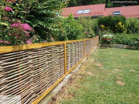 Cancelli E Recinzioni Da Giardino 27 Idee Per La Privacy Giardino