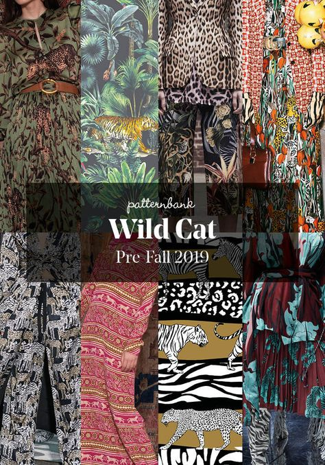 Pre-Fall 2019 Print and Pattern Highlights – Part 2