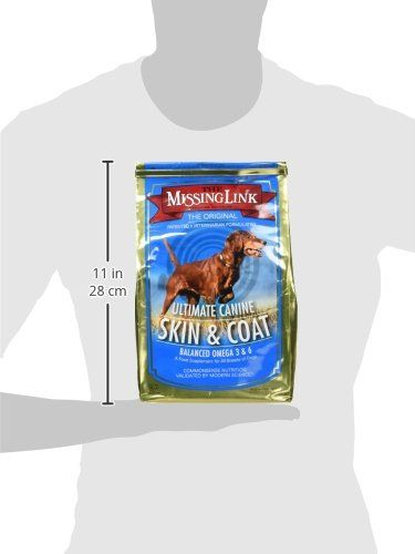 Missing Link Ultimate Skin And Coat Dog Supplement You Can Get More Details By Clicking On The Image This Is Dog Supplements Dog Supplies Pet Supplements