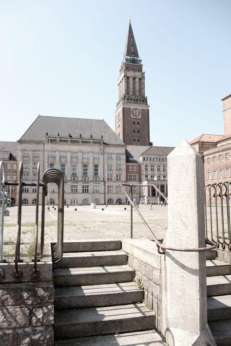 town hall, Kiel Germany