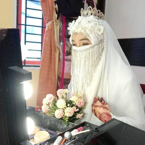 Niqab muslim wedding Hijab Wedding