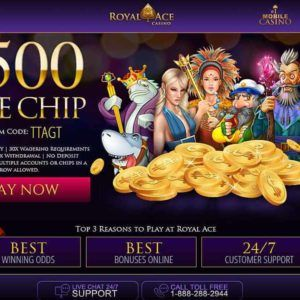 How To Withdraw Money From Royal Ace Casino