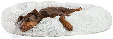 Amazon Com Best Friends By Sheri Luxury Shag Fuax Fur Donut