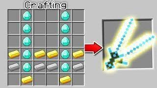 Bigger Crafting Tables In Minecraft Minecraft Mods New Workbench Minecraft Crafting Recipes Minecraft Mods Minecraft