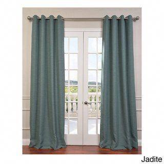 Sun Zero Mirage Room Darkening Grommet Top Curtain Panel Panel Curtains Grommet Curtains Curtains