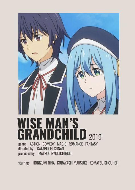Wise Mans Grandchild