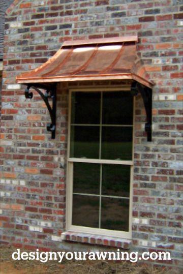 Beautiful Window Awnings In 2020 Awning Window Awnings Metal Roof